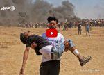 Lorsque la photo d'une victime Palestinienne de la marche pacifique de Gaza, reprise en choeur par la presse internationale, est… plus que douteuse.