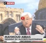 L'ambassadrice d'Israël en France réagit aux propos immondes d'Abbas