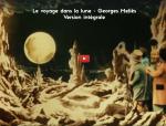 «Le voyage dans la lune de Georges Méliès», version intégrale, colorisée par lui avec musique du groupr AIR
