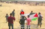 Les Cerfs-Volants de feu envoyés depuis la bande de Gaza…