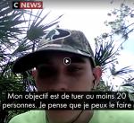Dans cette vidéo, Nikolas Cruz, le tueur de Parkland dit vouloir faire au moins 20 morts. Il s'est arrêté à 17. Roooh le nul!