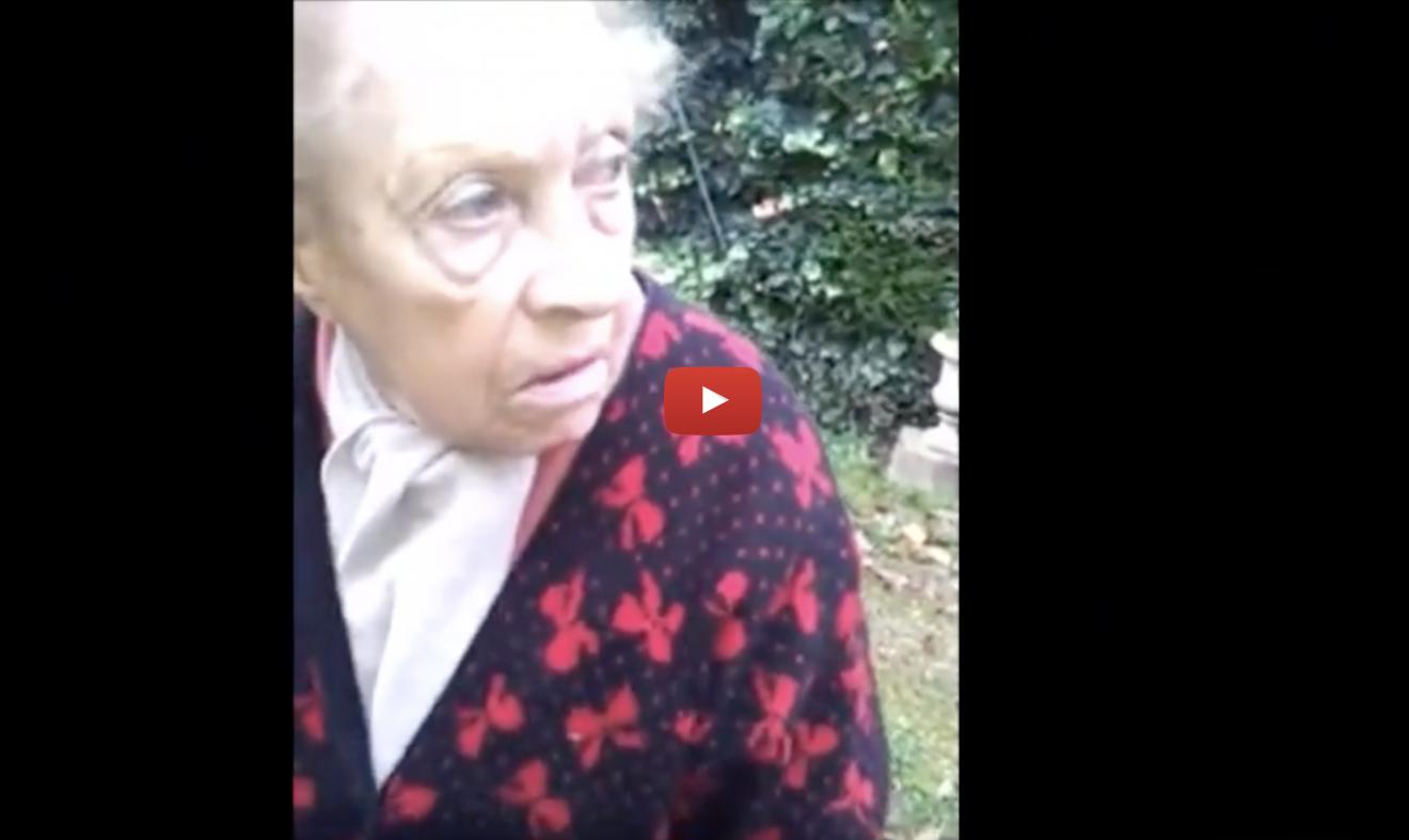 Vous connaissez peut-être cette vidéo 😂dans laquelle cette dame acariâtre insulte les ouvriers des voisins!