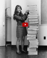 Margaret Hamilton, la femme sans qui l'homme n'aurait pas réussi à alunir en 1969