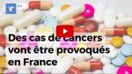 Les impuretés contenues dans une molécule fabriquée en Chine vont provoquer des cas de cancer en Europe, prévient l'Agence européenne des médicaments