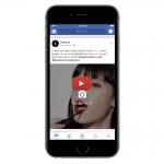 Facebook met en ligne des publicités en réalité augmentée. Et on n'a pas fini d'en voir! Les revenus générés par ces pubs devraient passer de 4,1 à… 79,4 milliards de dollars d'ici 2021