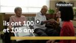 Japon, des Quinquagenius et +++!  C'est le plus vieux couple du monde: Ils sont mariés depuis 81 ans!👰🤵