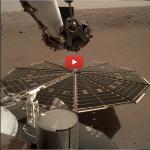 Vous voulez écouter le bruit du vent sur Mars? Cliquez…