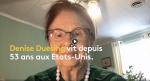 Denise, une Française de 85 ans, est policière aux Etats-Unis
